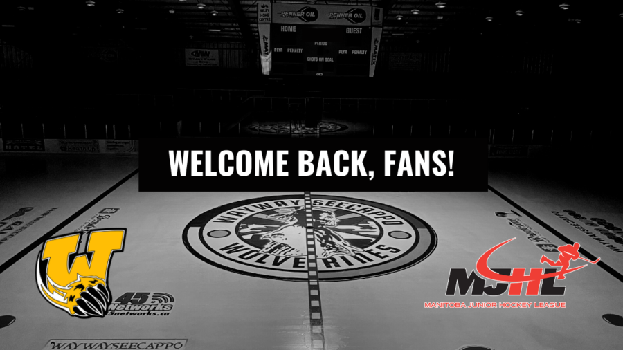 Welcome Back, Fans!