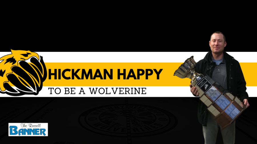 HICKMAN HAPPY TO BE A WOLVERINE