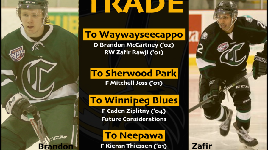 Wolverines acquire two players in four-team trade